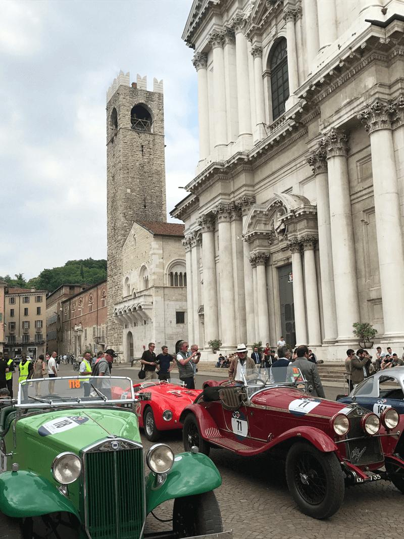 Concessionario Fioletti Auto | Presentazione Ford Mustang in occasione di Mille Miglia