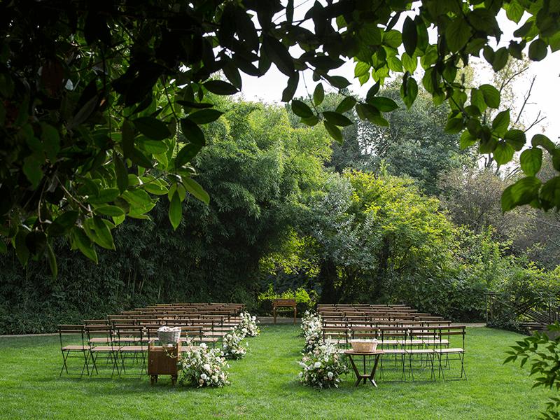 Un matrimonio da favola Cerimonia