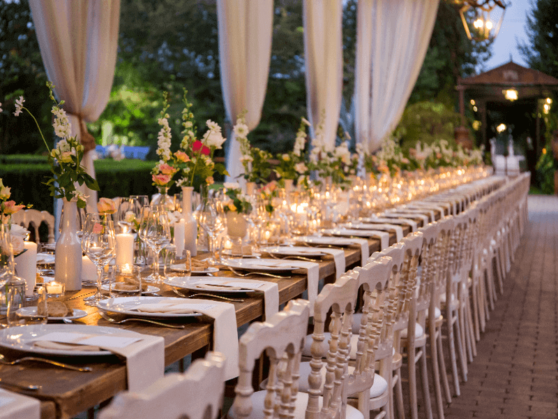 Giardini Paghera | Wedding Event Cena