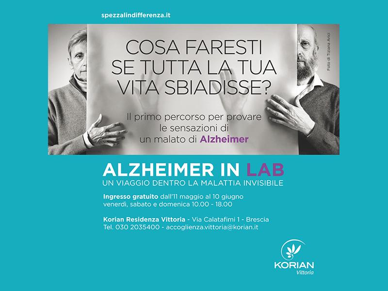 Gruppo Korian Italia Lab Alzheimer