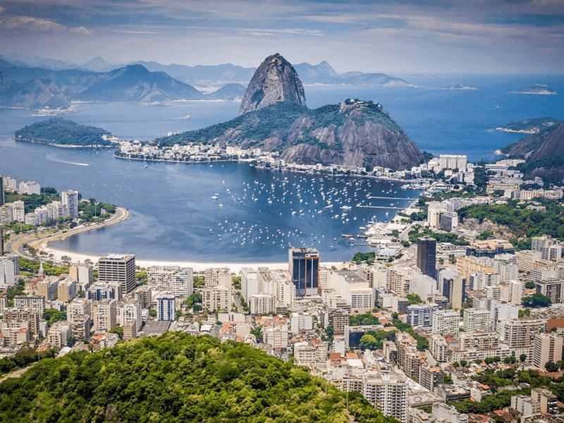 Myrtha Pools | Olimpiadi 2016 Rio de Janeiro