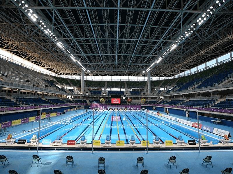 Myrtha Pools | Para Olimpiadi 2016 Rio de Janeiro